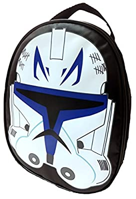 1 X Star Wars Helmet Lunch Kit - Trooper
