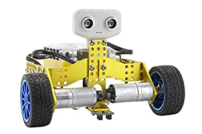 2-in-1 Transformable DIY Programmable Robot Kit