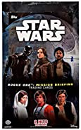 2016 Topps Stars Wars The Road to Rogue One Hobby Sealed Box