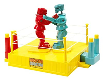 35TH Anniversary Rock 'em Sock 'em Robots Game