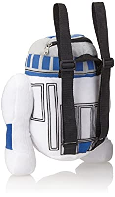 Accessory Innovations Big Boys' Star Wars R2D2 Plush Backpack