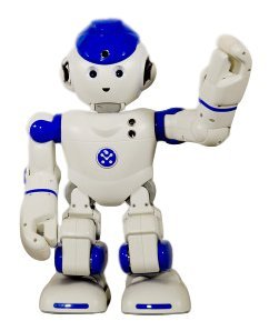 Alpha 2, the First Humanoid Robot for the Family