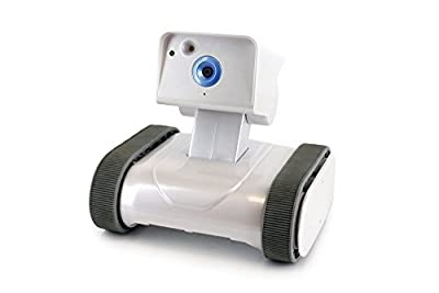 Appbot Link App Wi-fi Controlled Robot with IP Camera and Auto Charging Base