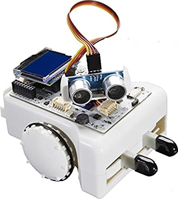 ArcBotics Sparki the Easy Arduino Programmable Robot