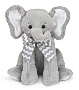 Bearington Baby Elephant Lil' Spout Lullaby Musical