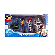 Beverly Hills Teddy Bear Disney Toy Story Figure Playset