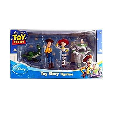 Beverly Hills Teddy Bear Disney Toy Story Figure Playset