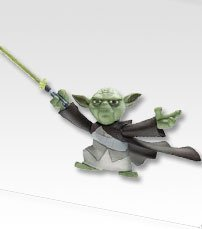 Clone Wars Yoda (Animated)