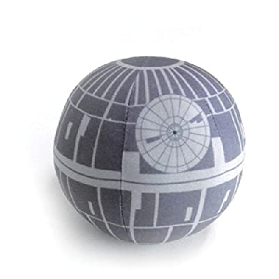 Comic Images Death Star Plush Toy Vehicle