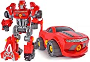 CoolToys 3-in-1 Take-A-Part Robot Toy - Includes Electric Drill, Screwdriver and Tools (42 Pieces)