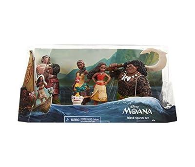 Disney 5 Pack Figure Set