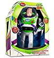 Disney Advanced Talking Buzz Lightyear Action Figure 12'' (Official Disney Product). Ideal Toy For Child and Kid.