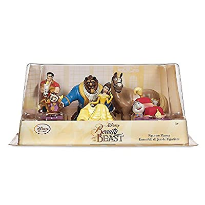 Disney Beauty and the Beast Figure Play Set