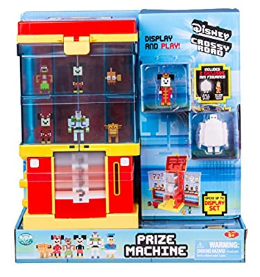 Disney Crossy Road Mini Figures Prize Machine Playset