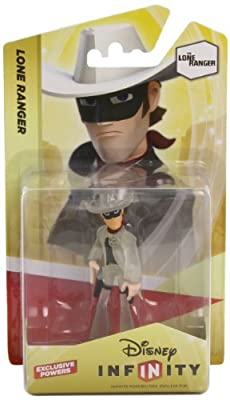 Disney Infinity, Exclusive Figure, Crystal Lone Ranger