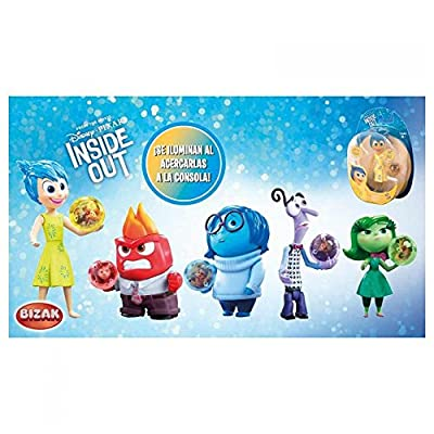 Disney Inside Out Mini Figure (assorted) Pack Of 1