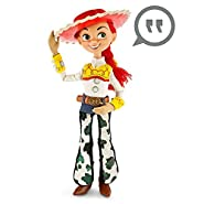 Disney Jessie Talking Figure - 15 Inches