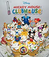 Disney Mickey Mouse Clubhouse Deluxe Mini Cake Toppers Cupcake Decorations Set of 14 with Figures, a Disney Dog Tag and Toy Ring With Daffy, Mickey, Minnie, Toodles and More!