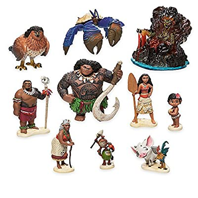 Disney Moana Figure Play Set 461071519424