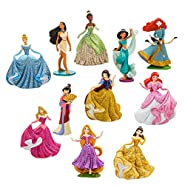 Disney Princess Deluxe Figure Play Set - ''Happily Ever After''