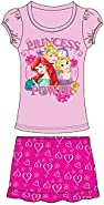 Disney Princess Girls' Princess Power Skirt Set