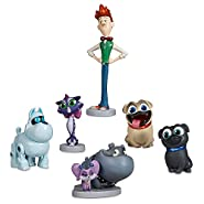 Disney Puppy Dog Pals Figure Play Set