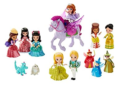 Disney Sofia The First Royal Prep Academy Doll Gift Pack