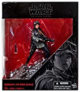 Disney Star Wars The Black Series Sergeant Jyn Erso EADU Action Figure Rogue One
