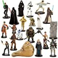 Disney Store Star Wars The Force Awakens Mega Figure 20 Piece Play Set