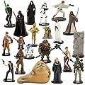 Disney Store Star Wars The Force Awakens Mega Figure 20 Piece Play Set