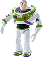 Disney/Pixar Toy Story Talking Buzz Figure