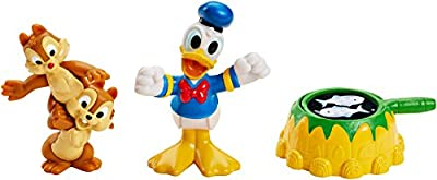 Fisher-Price Disney Mickey Mouse Clubhouse - Silly Grillin' Donald Toy Figure