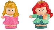 Fisher-Price Little People Disney Princess Ariel & Aurora Figures