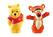Fisher-Price Little People Magic of Disney Pooh & Tigger