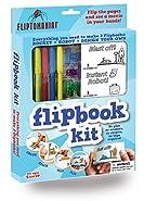 Flipbook Kit - Rocket & Robot