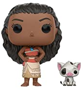 Funko POP Disney Moana Toy Action Figures