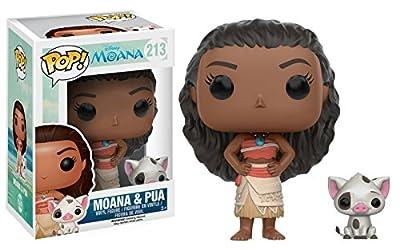 Funko POP Disney Moana Toy Action Figures