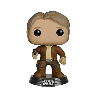 Funko POP Star Wars: Episode 7 - Han Solo Action Figure