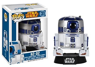 Funko POP Star Wars: R2-D2 Bobble Figure