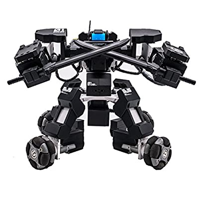 Ganker Fighting Robot Customize Robot Create The Ultimate Fighting Machine Black