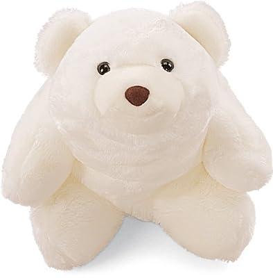 "Gund 10"" White Snuffles Bear"