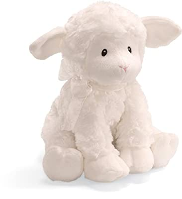 Gund Baby Lena Lamb Musical Toy