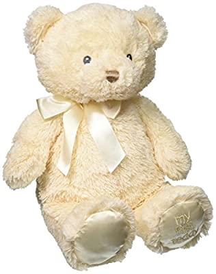 Gund Baby My 1st Teddy Plush, Cream
