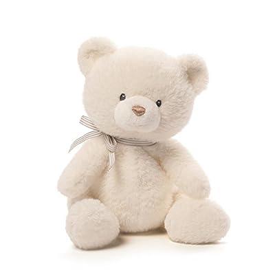 Gund Baby Oh So Soft Cream Bear