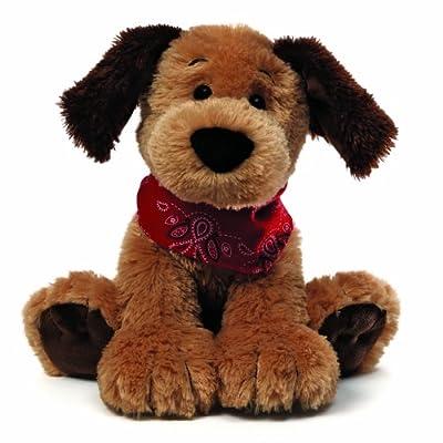 Gund Bandit Dog Stuffed Animal