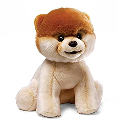 Gund Boo & Buddy Plush Stuffed Dog Toy Cutest Dog in the World