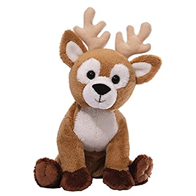 Gund Christmas 'Dearborn' Deer Plush
