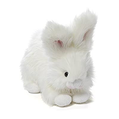 GUND Cottonball Angora Bunny Plush Stuffed Animal
