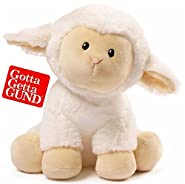 Gund Dilly Dally Lamb Stuffed Animal Plush - 12 inches