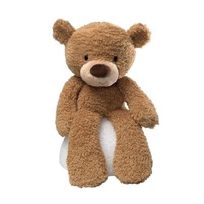 Gund Fuzzy Teddy Bear Stuffed Animal, 13.5 inches